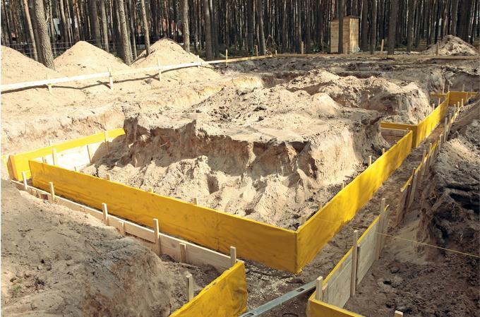 3. Wykopy pod fundamenty