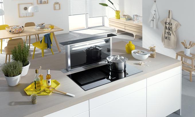 Luksusowe okapy od kuchni